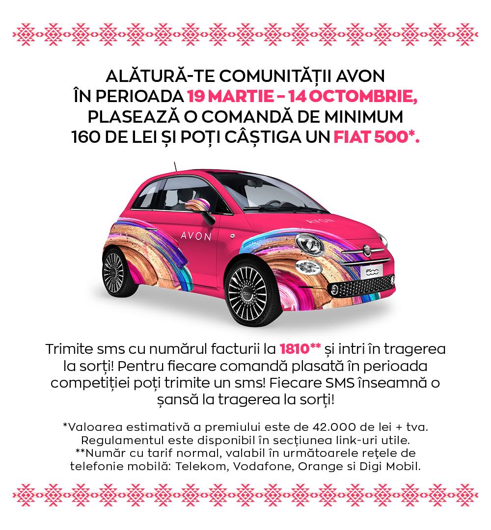 Cine împarte frumusețe, cu un Fiat să se răsfețe! – Înscriere ...